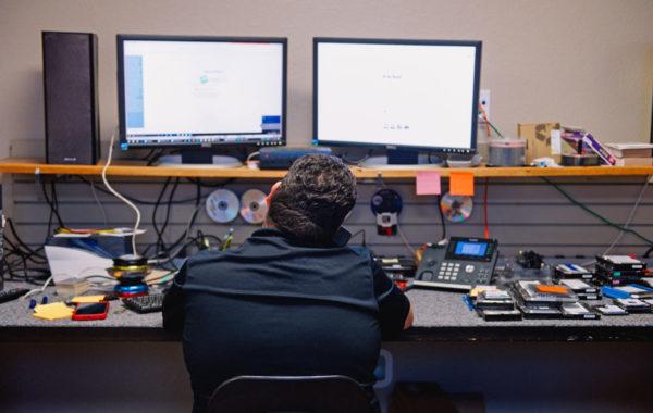 servis IT a chytrých zařízení